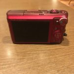 Canon PowerShot SX720 HS 見た目