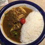 御茶ノ水 エチオピア チキンと野菜のカレー