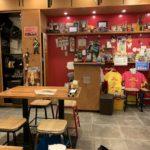 THAI STREET FOOD 店内の様子