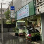 カンボジア料理 アンコールワット 外観