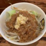 濃菜麺井の庄 練馬 ジロベジ