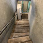 フォーティントーキョー 階段