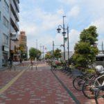 東京メトロ 千川駅前