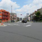 千川駅前 要町三丁目交差点