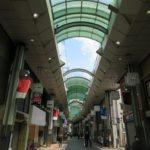ハッピーロード大山商店街途中の風景