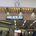 ハッピーロード大山商店街 大山駅入口