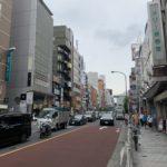 デリー上野 上野広小路からの道のり