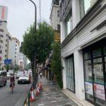 デリー上野 お店の外観