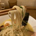 ラーメンTHANK ラーメン ストレート細麺